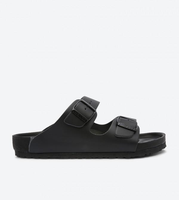 91273629256 Birkenstock Monterey Sandals - Black BKMONTEREY-948081