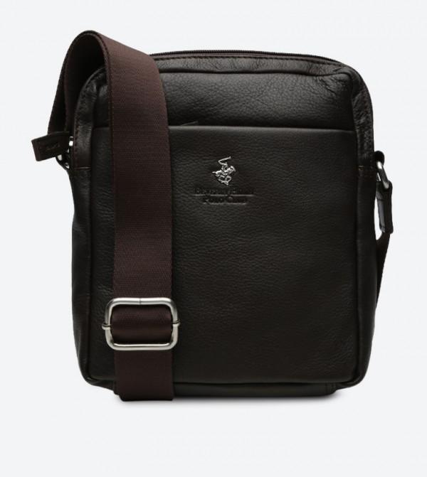 Beverly Hills Polo Club Messenger Bags - Brown - BP BH302 86dbd7eb6d