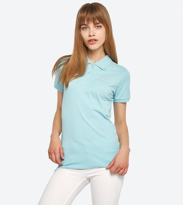 0464b44d9 Home; Core Short Sleeve Classic Collar Polo Shirt - Light Blue. BP-L2885SL- LIGHT-BLUE