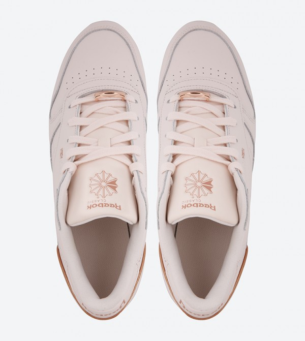 15cba4f048b Classic HW Lace-Up Sneakers - Pink