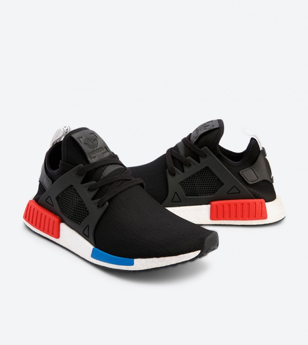 8d04f99695324 NMD XR1 PK Lace-Up Sneakers - Black BY1909