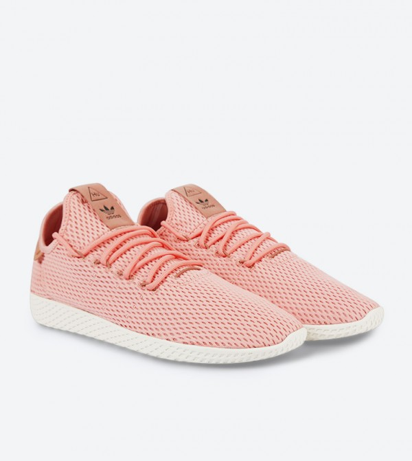 2c934bac4 Pharrell Williams Tennis HU Sneakers - Pink