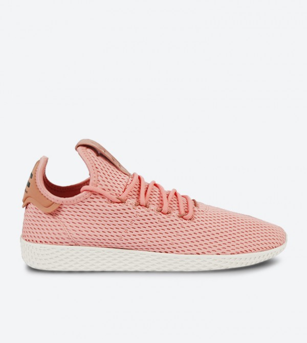 ed258942b Home  Pharrell Williams Tennis HU Sneakers - Pink. BY8715-ROSE