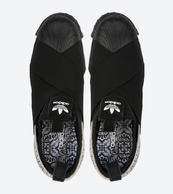 Adidas Originals Superstar Trainers - Black 520f50d12