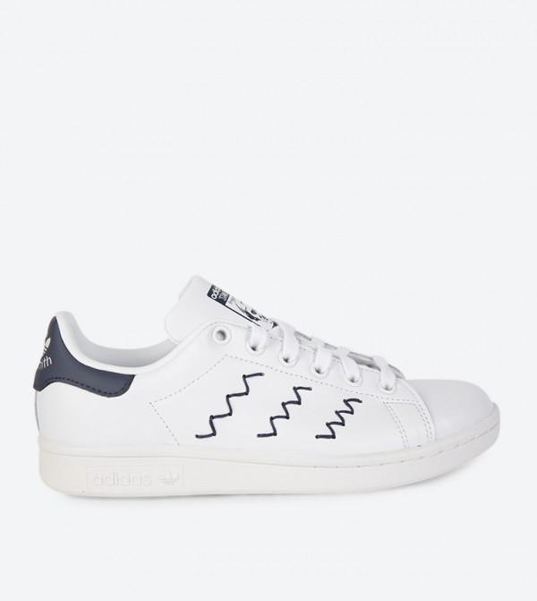4f9236dbc حذاء ستان سميث أبيض