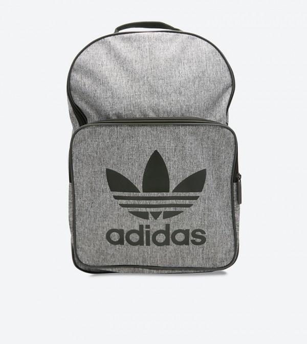 f5c3ba1d617c Adidas Originals Classic Casual Backpack - Grey CD6058