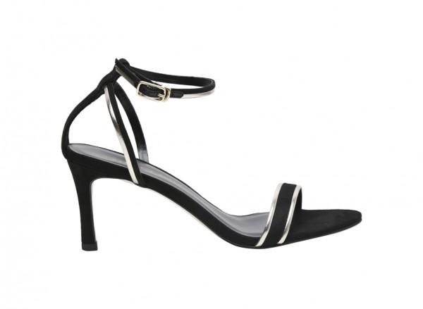 Black Medium Heel-CK1-60010269
