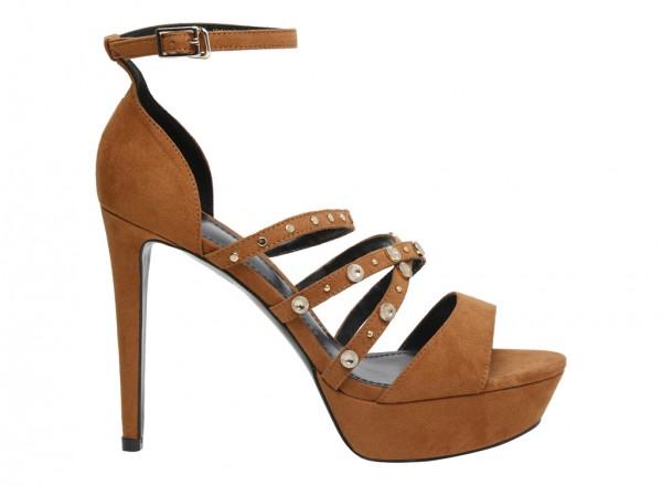 Brown High Heel