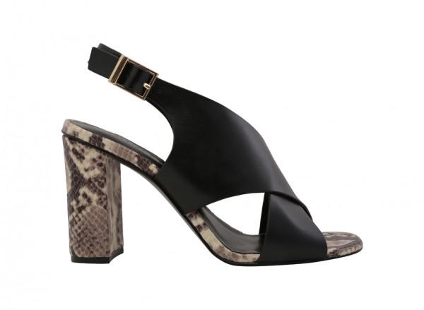 Black Medium Heel-CK1-60280061