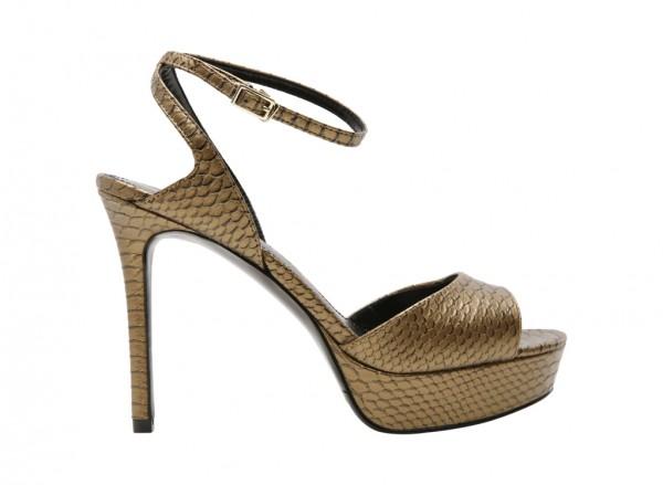 Gold High Heels-CK1-60360881