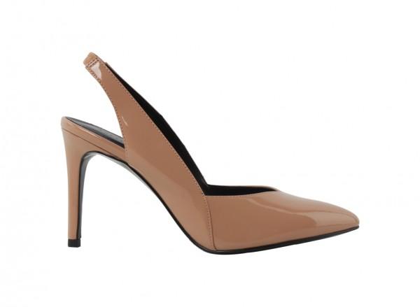 Nude High Heels-CK1-60360885
