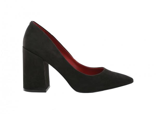 Black Medium Heel-CK1-60360904
