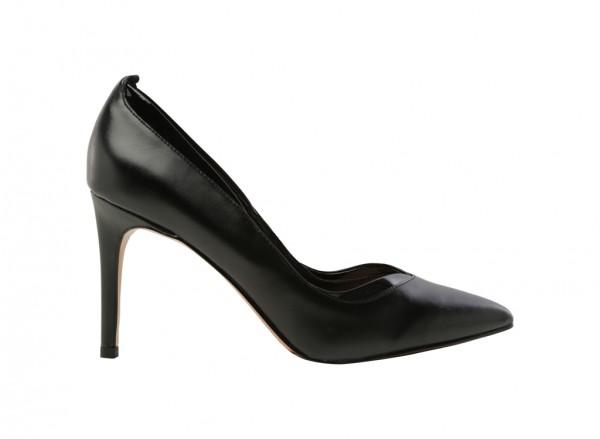 Black Medium Heel-CK1-60360913
