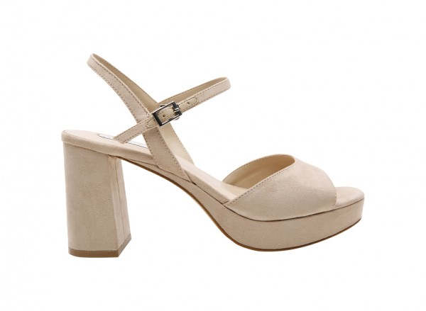 facee728429 Charles   Keith Nude High Heels-CK1-60960001