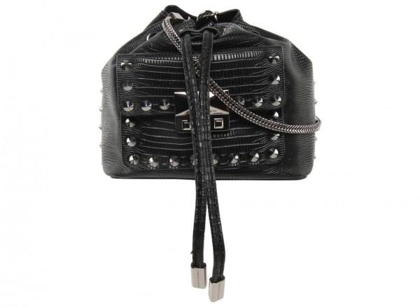 Black Shoulder Bag-CK2-20741397