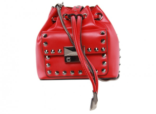 Red Shoulder Bag-CK2-20741397