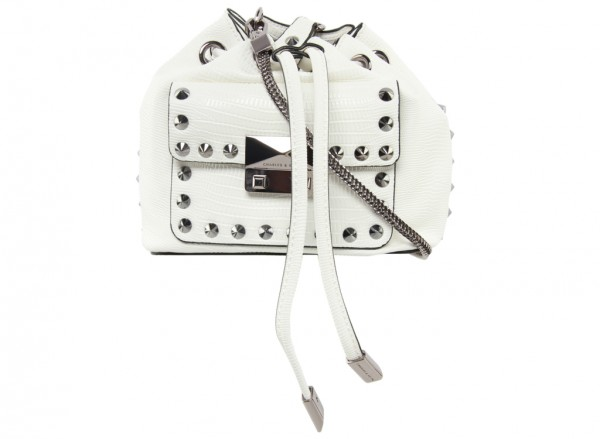 White Shoulder Bag-CK2-20741397