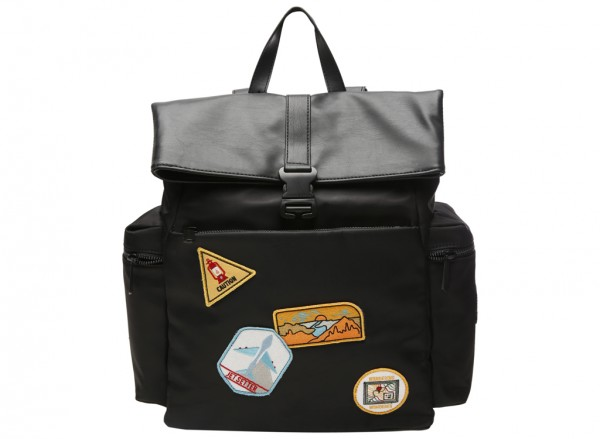 Black Backpack-CK2-20741419