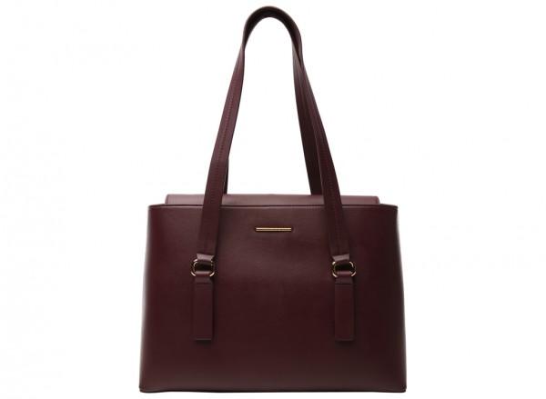 Burgundy Shoulder Bags & Totes-CK2-20780234