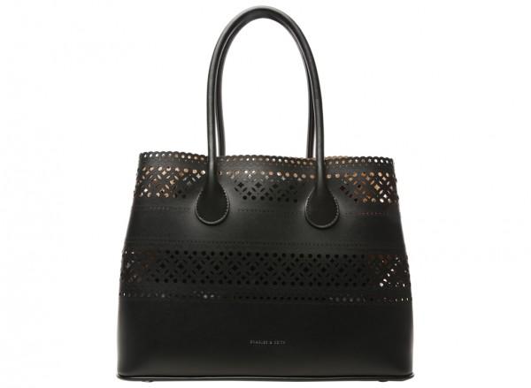 Black Tote Bag-CK2-30780176