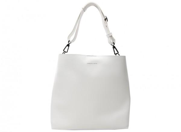 White Hobo Bag