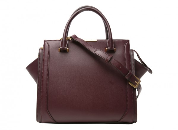Burgundy Shoulder Bags & Totes-CK2-50780186