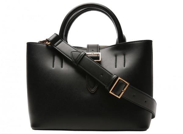 Black Shoulder Bags & Totes-CK2-50780193