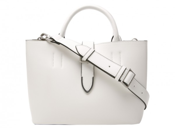White Shoulder Bags & Totes