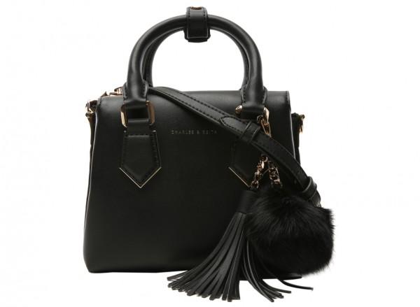 Black Cross Body Bag-CK2-50780198