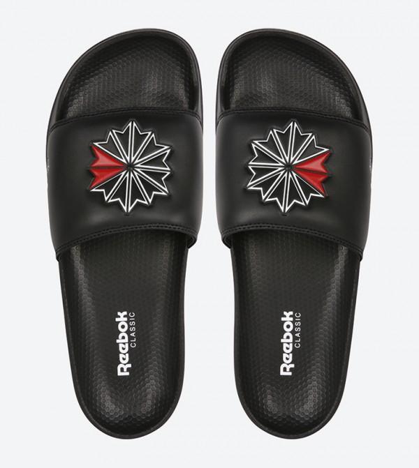 c0dace3bc432f Classic Slide Sandals - Black