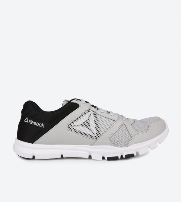 a769544308cea8 Home  Yourflex Train 10 MT Sneakers - Grey. CN1245-GREY-BLACK-WHITE