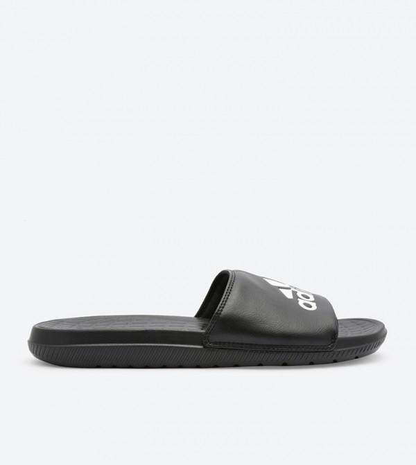 8b5e3b82b Adidas Voloomix Slides - Black CP9446