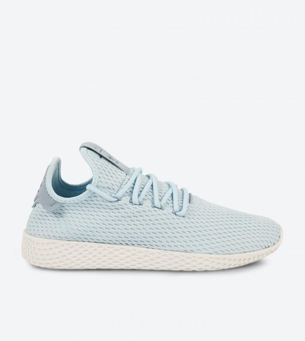 c700115959182 Adidas Originals Pharrell Williams Tennis HU Sneakers - Blue