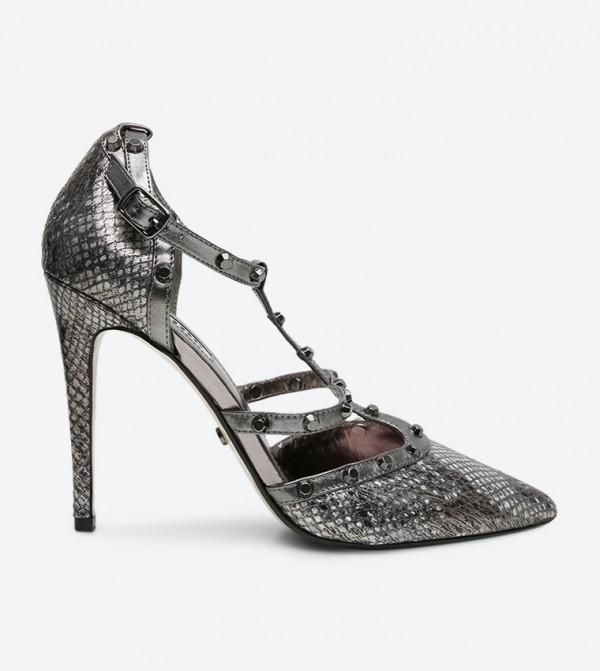 4adb16a08e Home; Daenerys Di High Heels- Metallic. DAENERYS-DI-DUPEWTER-REPTILE