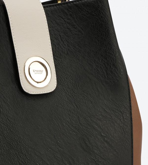2e56ce3494201 Slouch Hobo Bag - Black DEANNEE