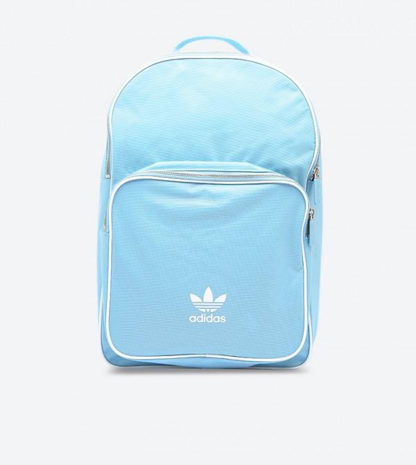 ece8b61099 Home  Classic Adicolor Backpack - Light Blue DJ0880. DJ0880-CLEAR-BLUE