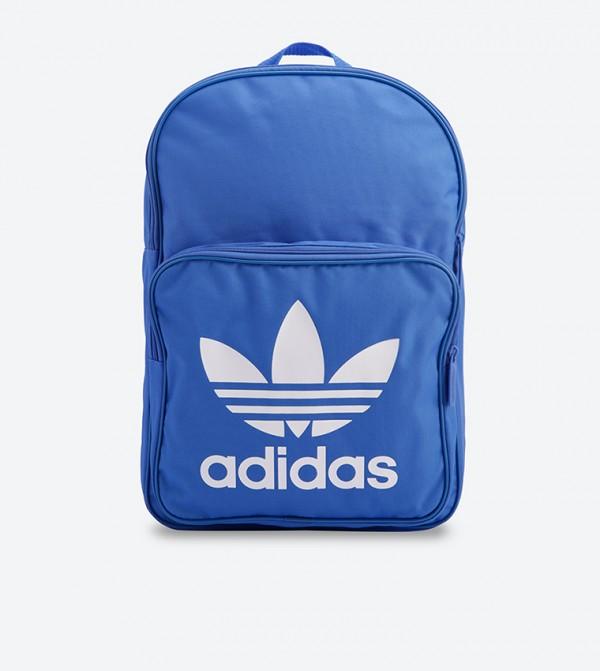 a06d04b110656 Adidas Originals Classic Trefoil Backpack - Blue DJ2172