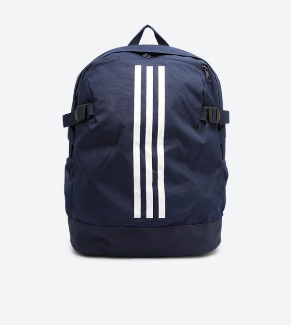3-Stripes Power Medium Backpack - Navy DM7680 6f4dd3f146c95