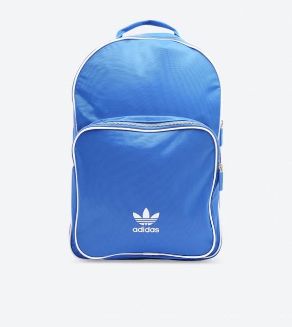 252269893d Adidas Originals Classic Adicolor Backpack - Blue DN7324