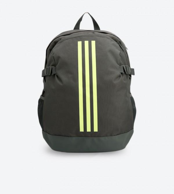 Home  3-Stripes Power Medium Backpack - Grey DQ1065. DQ1065-GREY ebd1b71c414b4