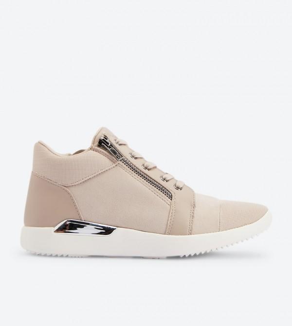 512373761df9e0 Aldo Jahnsen Jogger High-Top Sneakers - Beige DSW-400943