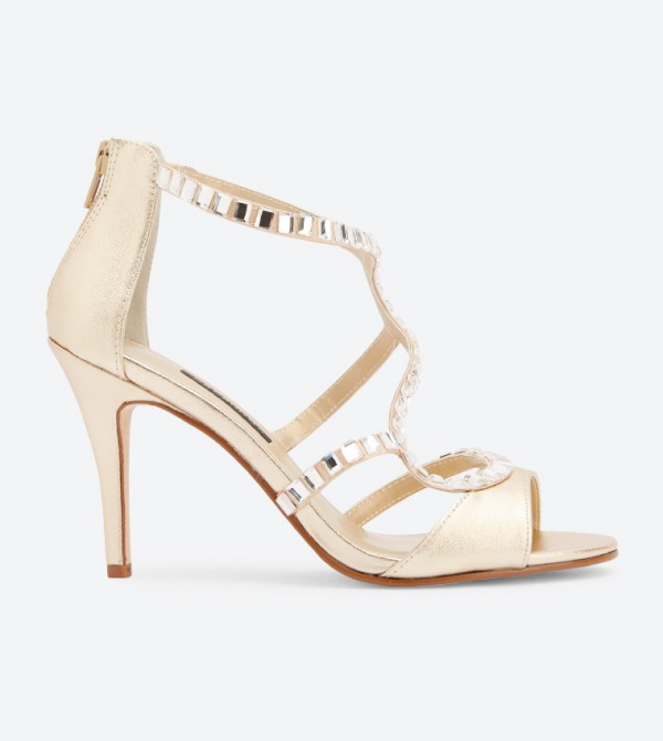 023fc70625fb Idalia Sandals - Gold DSW-418200