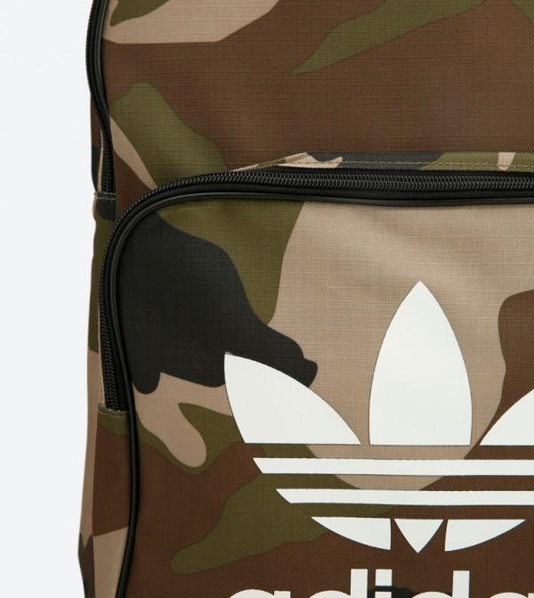 3b9b54483ad1 Classic Camouflage Printed Top Zip Backpack - Multi DV2474