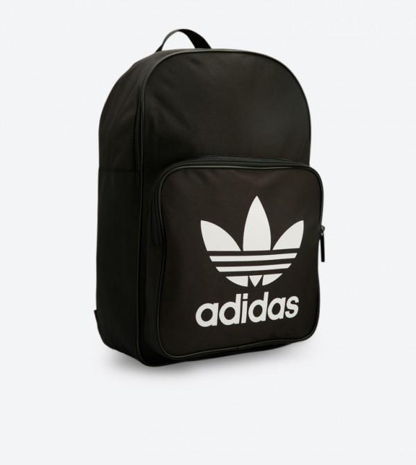 Adidas Originals Classic Trefoil Backpack - Black DW5185 018f2076872c0