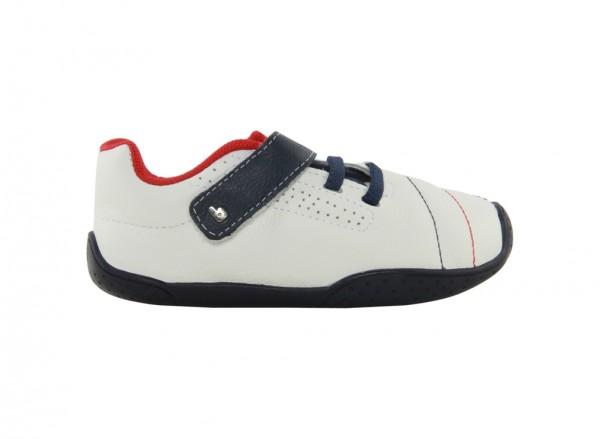 Fisioflex New White Sneaker