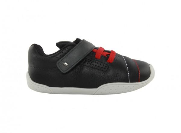Fisioflex New Black Sneaker