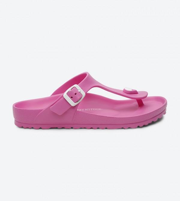 ddfe3b9abff370 Home  Gizeh Sandal - Pink. GIZEH-EVA-NEOPNK
