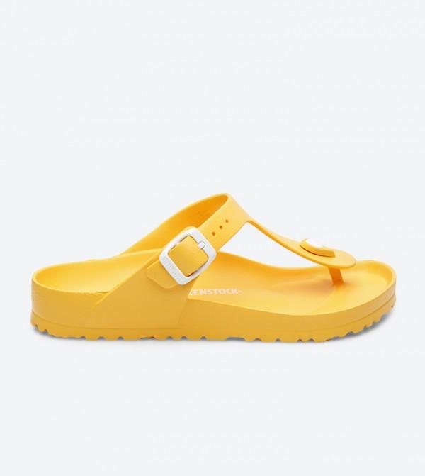 add9d7cad8fdd0 Gizeh Sandal - Yellow - GIZEH-EVA-SCUBYLW