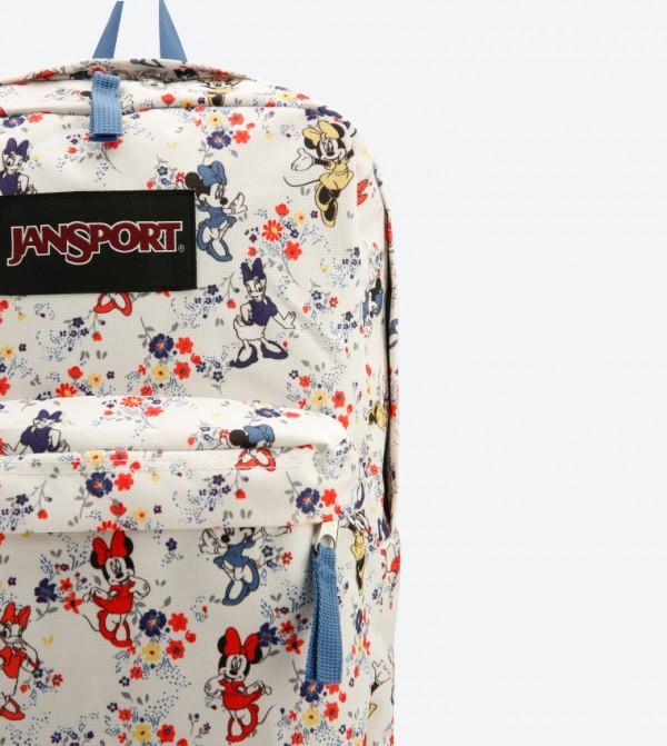eb59da212a6 Top Zip Disney Superbreak Backpack - Off White JS0A3BB33F3