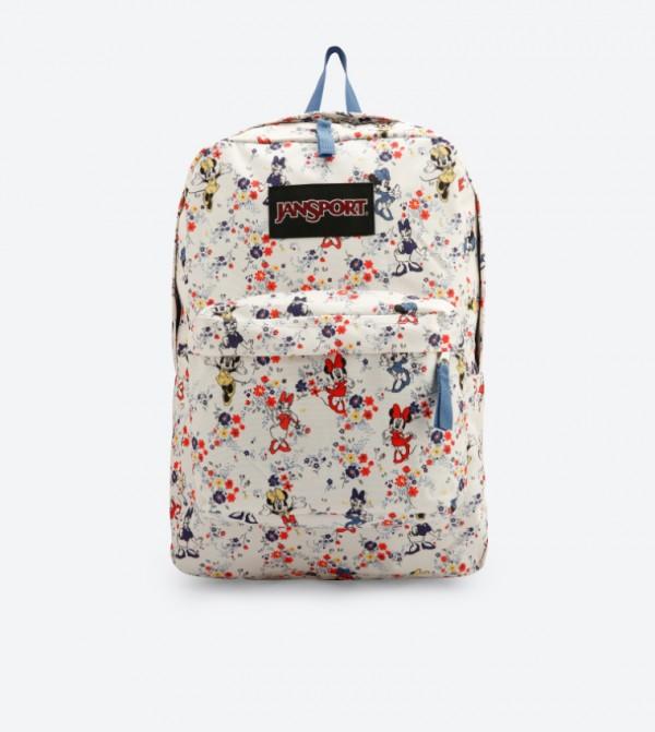 b56aced461f ... Superbreak Backpack - Off White JS0A3BB33F3. JS0A3BB33F3-DISNEY-MINNIE